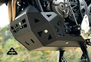 ACD Bashplate BLACK - Tenere 700 - MTC000205022B