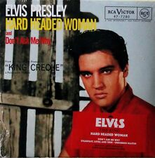 CD by Elvis Presley, Hard Headed Woman, limited numbered edition EP, Imported