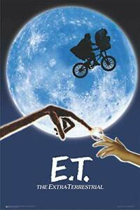 """E.T. The Extra-Terrestrial Movie Poster - 24"""" x 36"""""""