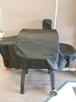 "NOS - NEW (unbranded) BBQ Grill Cover - Fits CAMP CHEF grills - 24"" or 36"" Sizes"