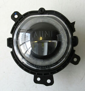 Genuine New MINI O/S Front LED DRL Fog Light (Right) F54 F55 F56 F57  7497768 #1