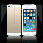 Real Tempered Glass Film Screen Protector Front+Back for iPhone 5S SE 6 6S Plus