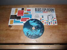 "The Jon Spencer Blues Explosion ""Experimental Remixes"" CD EP MATADOR USA 2005"