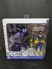 DC Comics Icons BATGIRL Action Figure Playset DC Collectibles