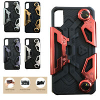For iPhone X case Crab 3-in-1 Gaming Grip Phone Stand Case Cover For Apple iPhon