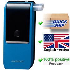 AlcoScan AL-8000 AlcoMate Alcotest Alcohol Breath Tester Analyzer Breathalyzer