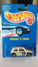 Hot Wheels 1991 Renault 5 Turbo Mint Carded. 1/64