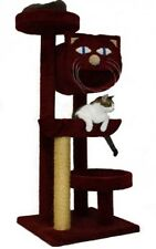 """66"""" TALL WHISKER'S WAY W/ BED, CAVE, CRADLE - *FREE SHIPPING IN THE U.S.*"""