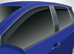 In-Channel Vent Visors for a 2004 - 2009 Scion xA