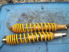2001 BOMBARDIER DS 650 FRONT SHOCKS, LEFT RIGHT FRONT SHOCK