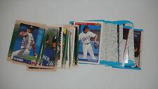 Baseball Lot - 77 Cards mixed -Free shipping #257