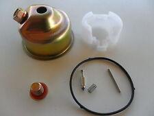 Honda GX140 GX160 GX200 GXV120 GXV160 carburetor fuel bowl repair kit  and clone