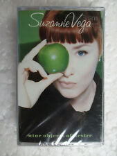 Nine Objects of Desire by Suzanne Vega Rare 1996 Malaysia Cassette Tape New