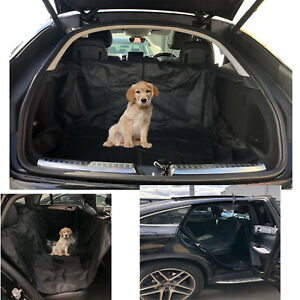 Car Boot Liner Cover Protector Rear Seat Waterproof LARGE Dirt Pet Dog Trunk Mat
