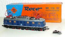 Roco 04141 B E-Lok BR 118 010-8  DB OVP H0 guter Zustand