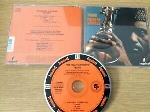 Cd album - Pharoah Sanders – Tauhid