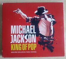 MICHAEL JACKSON- King Of Pop (Cd) Exclusive Spanish Edition