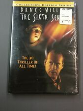 The Sixth Sense (Dvd, 2000, Collectors Series) New Sealed