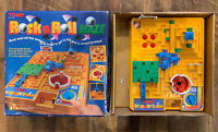 Vintage Rock 'N' Roll Maze Game By Tomy Works But Incomplete