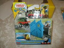 Thomas & Friends Train Set NEW Take Play Whiff's Banana Blooper Box Die Cast toy
