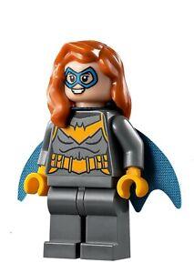 LEGO DC Superheroes Batgirl Minifigure - Split From LEGO Batman 76180
