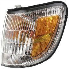 2001 2002 SUBAR FORESTR CORNER / PARK / SIGNAL LAMP LIGHT LEFT DRIVER SIDE LH