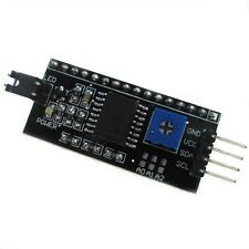 SPI/IIC/I2C/TWI 5V Serial Interface Board Module for Arduino 1602 LCD Display