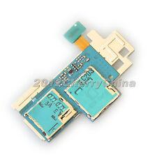 New Flex Cable MicroSD Sim Card Holder For Samsung Galaxy Express SGH-i437