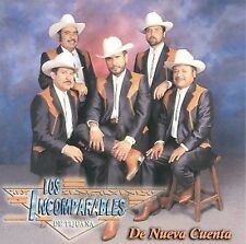 Incomparables De Tijuana : Nueva Cuenta CD