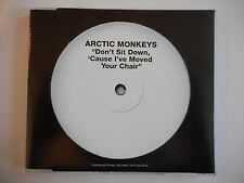 ARCTIC MONKEYS : DON'T SIT DOWN (PROMO - 3 TITRES) || CD SINGLE ~ PORT GRATUIT !