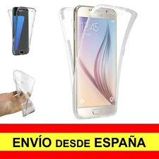 Funda Doble Transparente para SAMSUNG GALAXY S6 Antichoque Total a2268