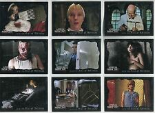 American Horror Story Asylum Complete Into The Mind Of Madness Chase Set MM1-9
