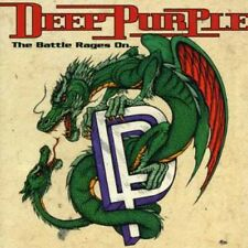 Deep Purple - Battle Rages on [New CD]