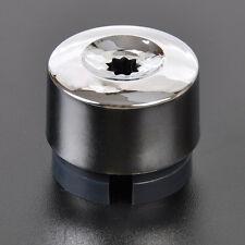 New Chrome Wheel Lug Bolt Nut Cap Cover for 2004-2014 VW Touareg 7L6601173A