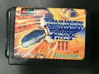 Thunder Force III 3 Sega Mega Drive Genesis Cartridge Only 1990