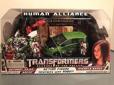 Transformers Revenge Of The Fallen Rotf Human alliance skids lot mib