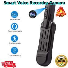 US  1080P HD Pocket Pen Camera Hidden Spy Mini Portable Body Video Recorder DVR