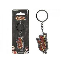Street Fighter porte-clés métal 6 cm llavero key ring Capcom 212313