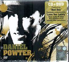 DANIEL POWTER - DANIEL POWTER - CD + DVD (NUOVO SIGILLATO) DIGIPACK