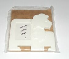 New Vtg Tupperware Gadgets Mini Refrigerator Magnets Lion with Cub Picture Frame