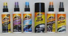 Armor All Automotive Care Products, Assorted 4oz bottles