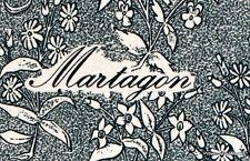MARTAGON  FLEURS DE MONTAGNE   FRANCE Document Philatélique Officiel 1583