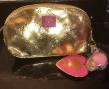 Paul's Boutique Barbie Kiki Case Gold Limited Edition BNWT