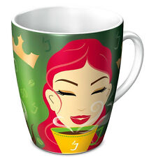 Jacobs Ritzenhoff Sammelbecher 14. Edition Designerin Carolin Körner  Tasse Cup