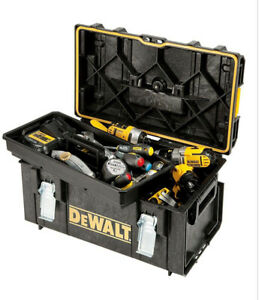 DEWALT Large Tool Storage Organizer Box ToughSystem DS300 22 In. Portable NEW