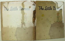 ANTOINE DE SAINT EXUPERY The Little Prince FIRST EDITION