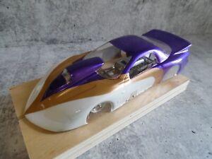 MID-AMERICA PRO-TRACK SONIC KOFORD 1/24 SCALE NO-BAR DRAG RACE SLOT CAR