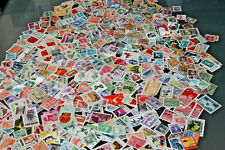 CHINA - LARGE VINTAGE MINT AND USED COLLECTION - APX 800 STAMPS - UNCHECKED
