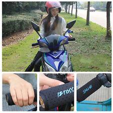 2PCS Motorcycle USB Electric Hot Heated Grips Handle Handlebar Warmer Heater M2