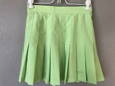 Kaelin Lime Green tennis golf exercise Pleated mini Women's Size 4